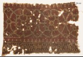 Textile fragment with interlocking circles (EA1990.624)