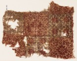 Textile fragment with quatrefoils, linked crosses, and rosettes (EA1990.709)