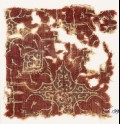 Textile fragment with lobed medallions (EA1990.759)