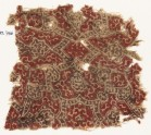 Textile fragment with linked medallions (EA1990.766)