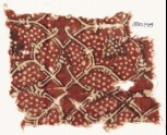 Textile fragment with interlacing tendrils (EA1990.778)