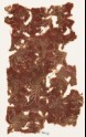 Textile fragment with tendrils and flowers (EA1990.809)