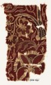 Textile fragment with flowering trees (EA1990.824)
