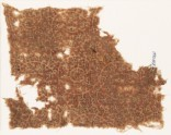 Textile fragment with tendrils, leaves, and flowers (EA1990.845)