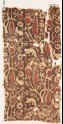Textile fragment with elaborate trees (EA1990.878.a)