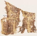 Textile fragment with stylized trees (EA1990.879)