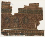 Textile fragment with flowering trees (EA1990.950)