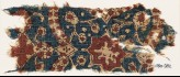 Textile fragment with quatrefoil and star-shaped flower (EA1990.982)