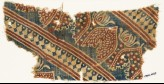 Textile fragment with arches or petals (EA1990.1047)