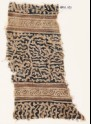 Textile fragment with interlacing tendrils and vines (EA1990.1151)