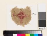 Textile fragment with diamond-shape (EA1993.175)
