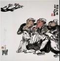 Album of scenes from Romance of the Three Kingdoms