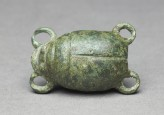 Amulet in the form of a beetle (top)
