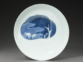Dish with egrets (EA2003.2)