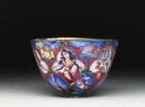 Bowl with astrological decoration
