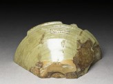 Greenware sherd from a pot