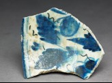 Sherd with leaves