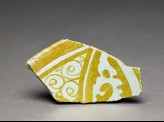 Fragment of lustreware