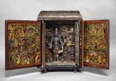 Portable shrine of Vishnu as Venkateshwara (EAX.264)