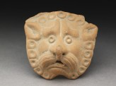 Lion mask from a vase (EAX.67)
