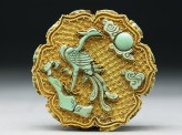 Box with phoenix and emblems of eight Taoist Immortals (EAX.1321)