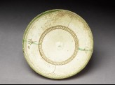 Bowl with incised and painted decoration