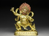 Standing figure of Vajrapani