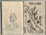Sketchbook of Himalayan landscapes