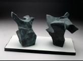 Taichi Series: Two taichi figures