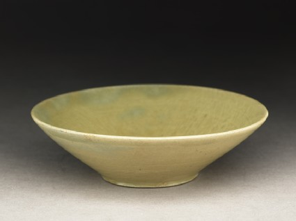 Greenware bowloblique