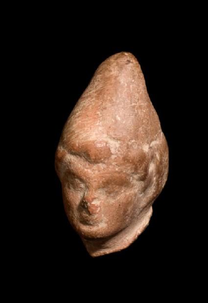 Model of a headoblique