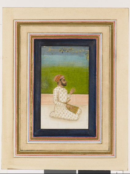 Khan-e-Alam, Commander of the Army of Shah Jahanfront