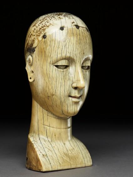 Head of the Virgin Maryside
