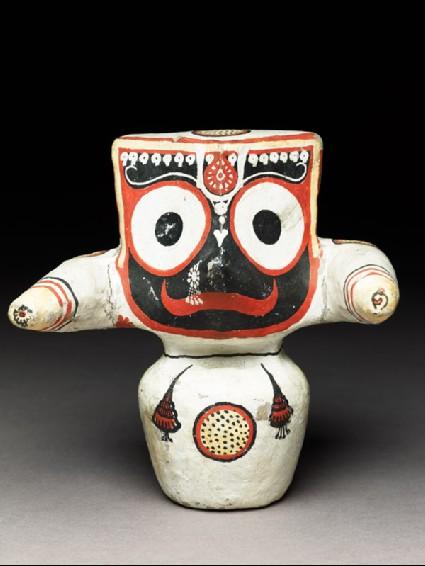 Figure of Krishna or Jagannathafront