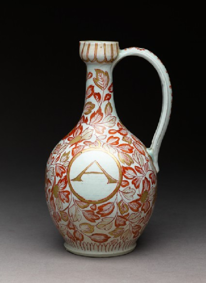 Cruet jug for vinegarside