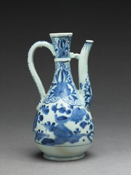 Ewer in the style of Near Eastern metalworkside