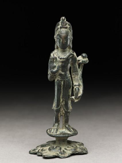 Standing figure of Padmapanifront