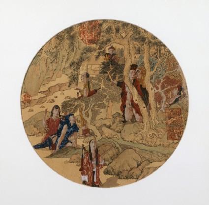 Ming Landscape - The Duelfront