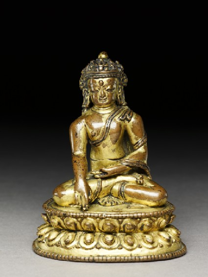 Figure of the Crowned Buddhafront
