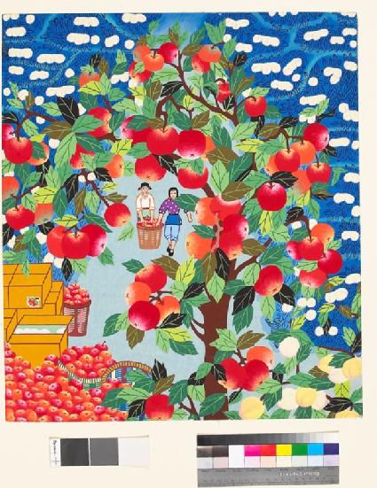 Apple HarvestEA1998.213