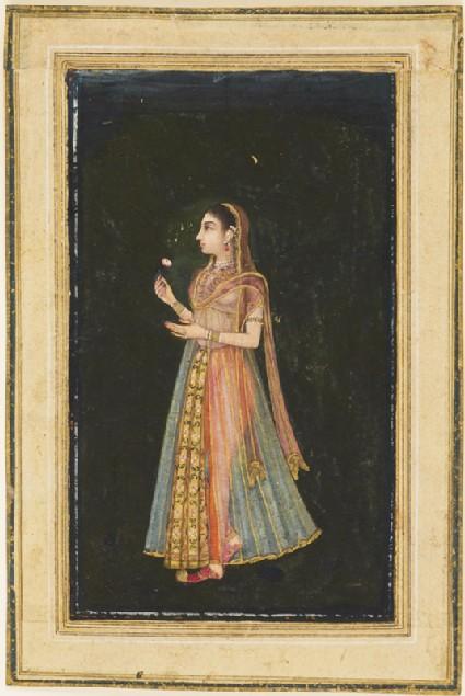 Portrait of a ladyfront