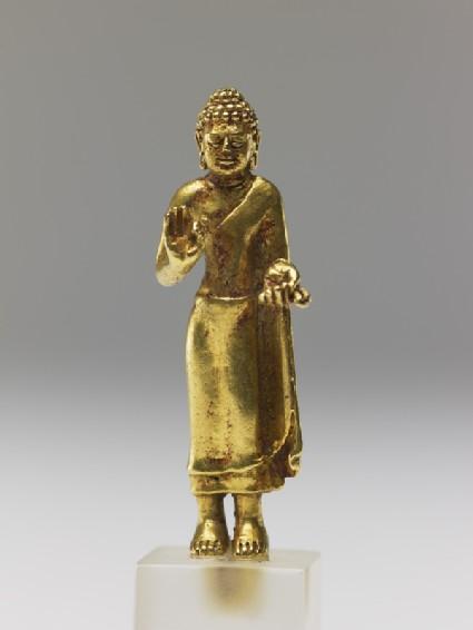 Figure of the Buddhafront