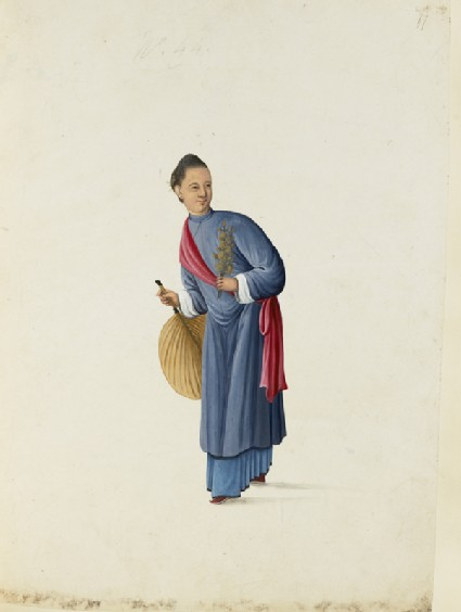 A Chinese Womanfront