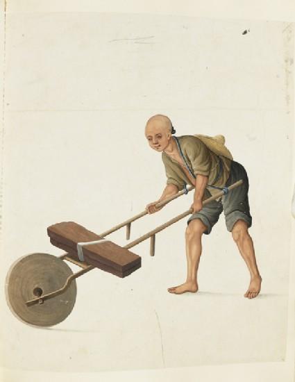 A Labourerfront