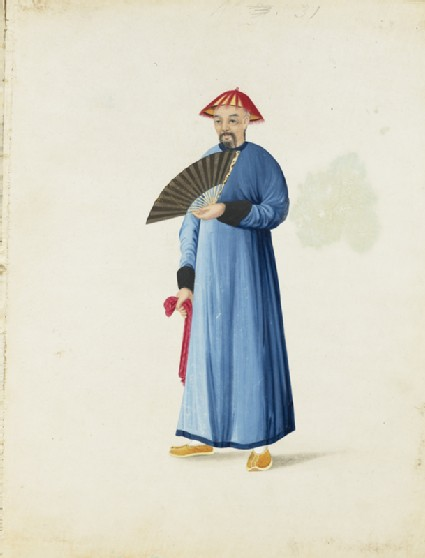 A Mandarin in His Summer Dressfront