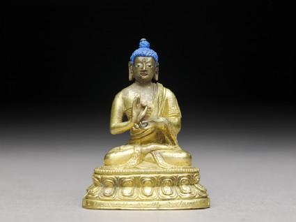 Figure of the Dipankara Buddhafront