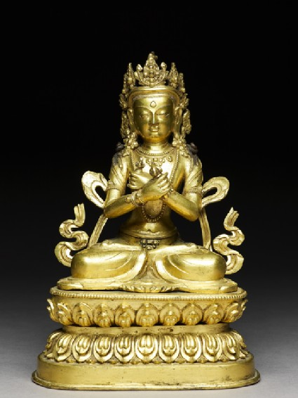 Figure of Vajradharafront