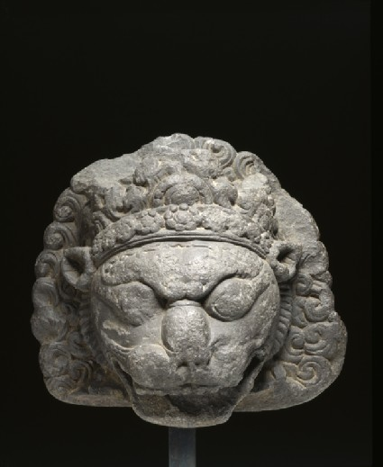 Head of Narasimha Avatarfront