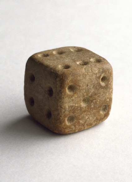 Terracotta diceoblique