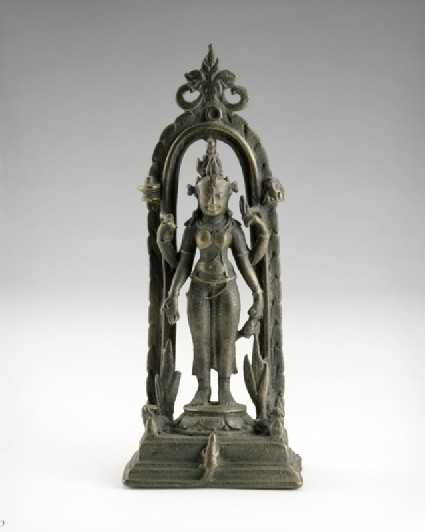 Figure of Siddhafront